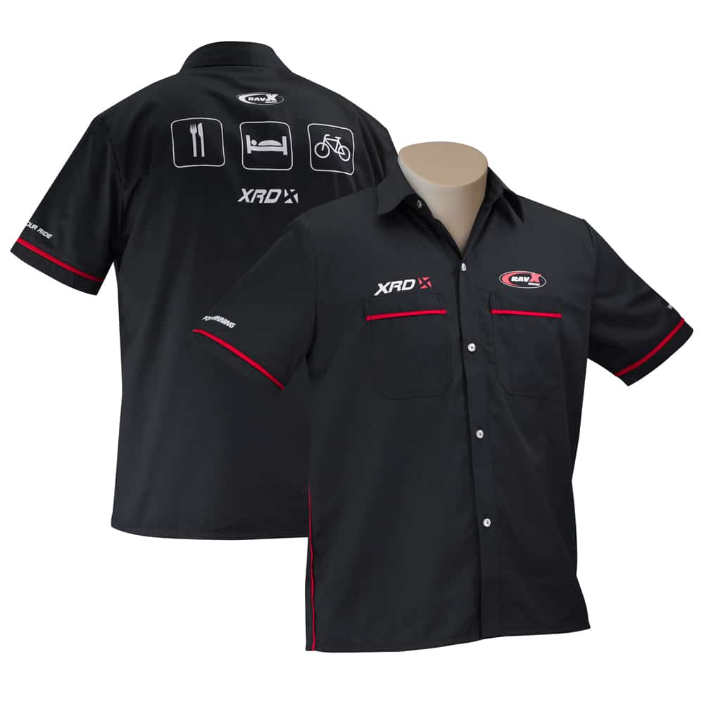 mechanic shirt ravx design